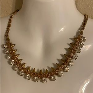 Jewelry - Gold spike necklace